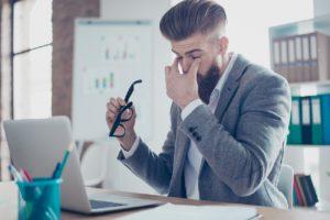 What is digital eye strain?